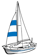 Crusing Sailboats