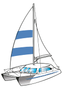 Multihull Sailboats