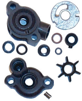 <b>Mercury Outboard Cooling Parts</b>