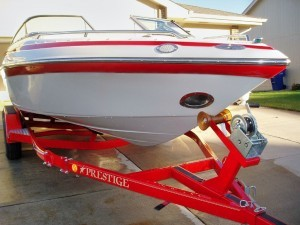 Boat Gel Coat Repair