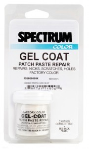 Spectrum Boat Gel Coat Patch Kit