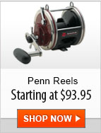 Penn Reels Starting at $93.95