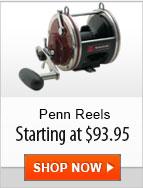 Penn Reels Starting at $93.95