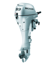2018 Honda Complete Outboard, BF10DK3SHS, 9.9HP, New