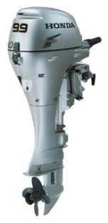 2018 Honda Complete Outboard, BF10D3SH, 9.9HP, 2 Cylinder, New