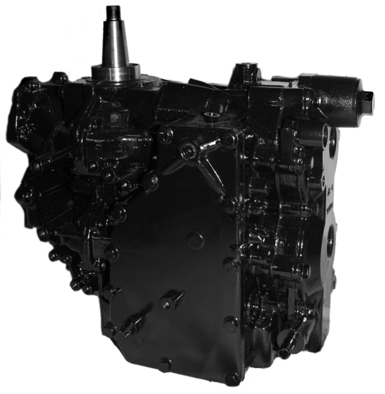 1995-1998 OMC Johnson and Evinrude Outboard Powerhead, 40-55HP, 2 Cylinder, 44.9 CID, Rebuilt