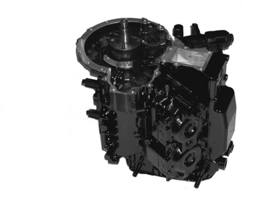 1995-2000 OMC Johnson and Evinrude Outboard Powerhead, 115HP, 4 Cylinder, 105.4 CID, Carbureted, Rebuilt