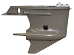 1999-2006 OMC Johnson and Evinrude Outboard Gearcase, 75-115HP, Rebuilt
